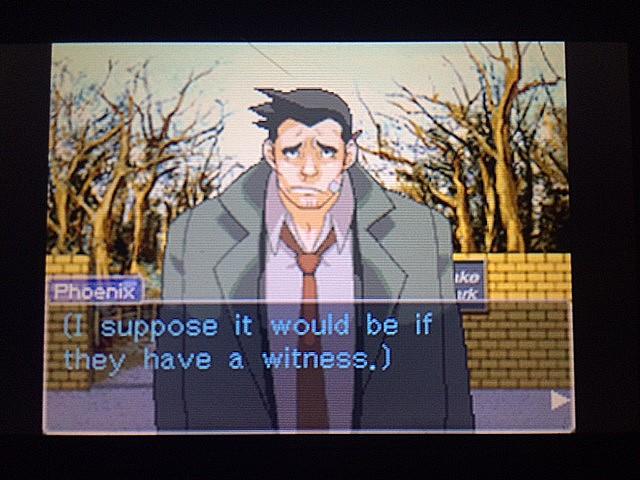逆転裁判 北米版 エッジワースの弁護士問題15