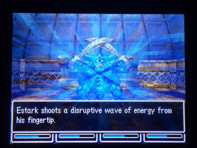 ドラクエ4 北米版 地下世界の主エスターク16