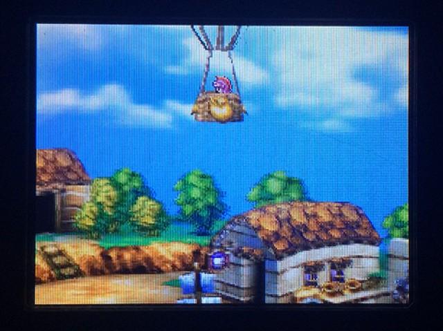 ドラクエ4 北米版 ロード・エスタークの最後と気球38