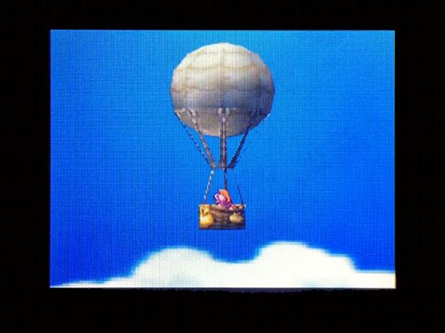 ドラクエ4 北米版 ロード・エスタークの最後と気球40