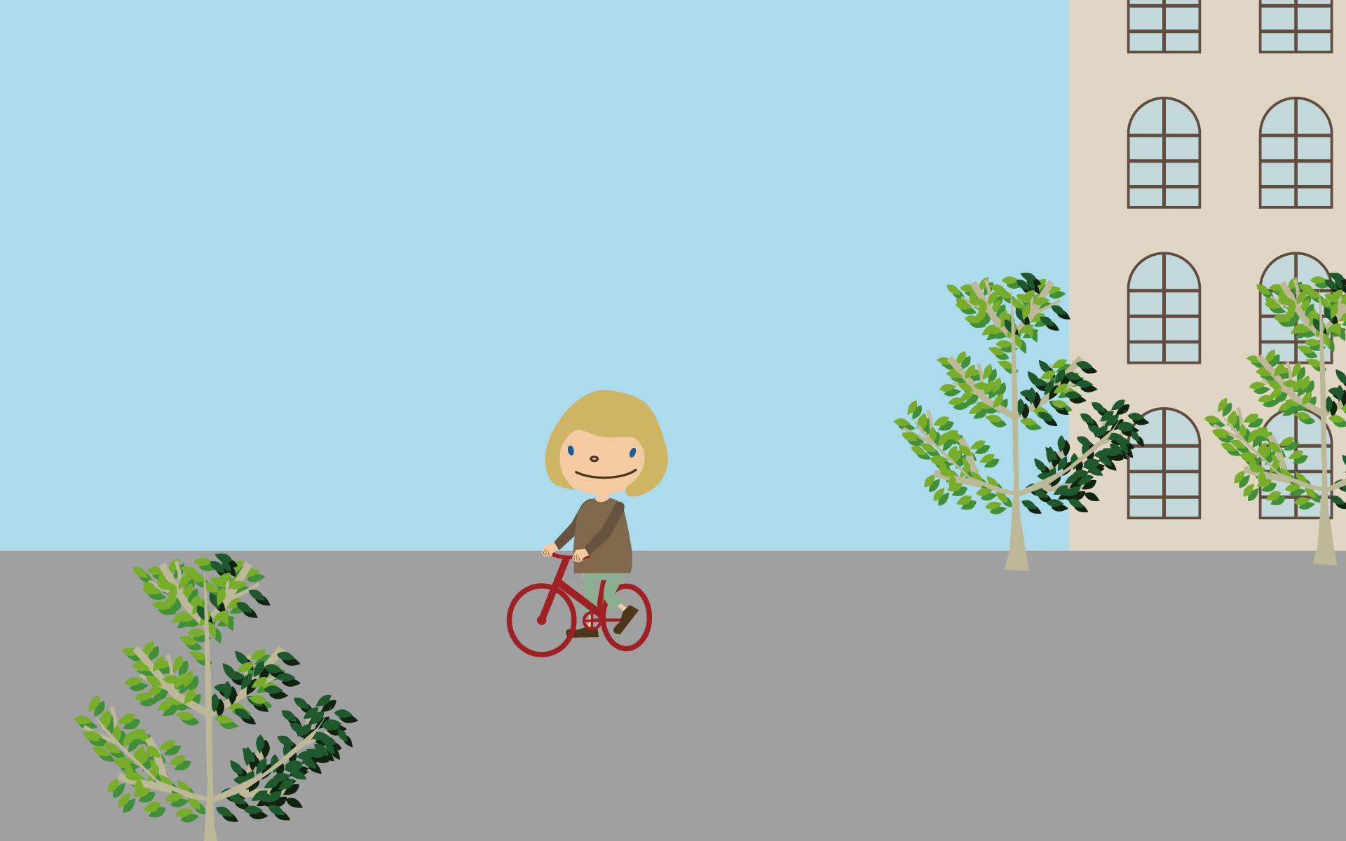 自転車壁紙1920×1200