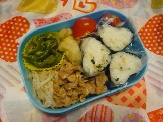 ブログ2 0306お弁当 (1)