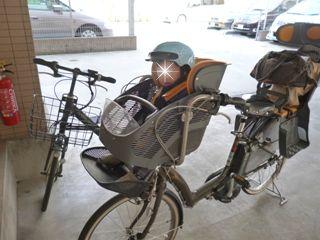 ブログ2 0426自転車