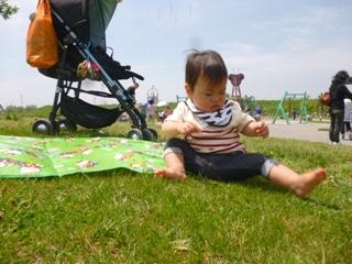 ブログ2 0504公園