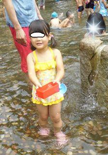 ブログ2 0724水遊び (1)