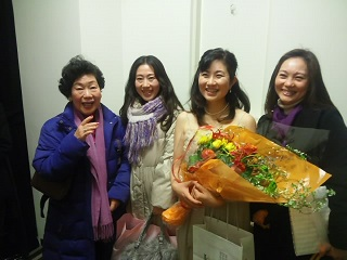 suzuki sisters!