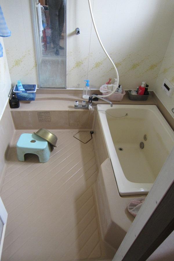 江南市M様邸のセンスが光る浴室リフォーム。