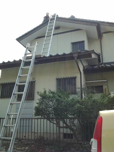 可児市M様邸 屋根改修工事