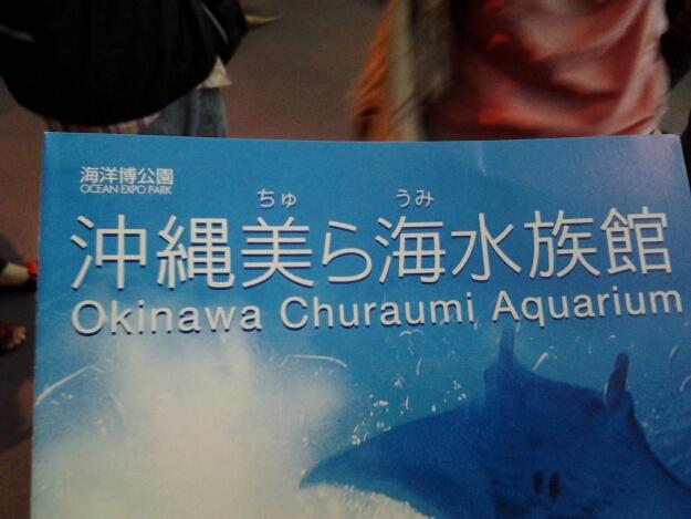本日、沖縄より。