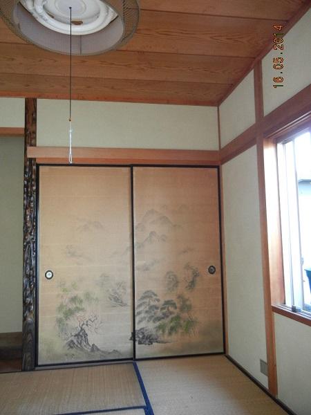 N様邸 じゅらく塗替え完了。