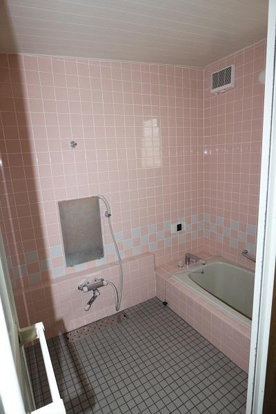 N様邸 浴室改修工事 その1