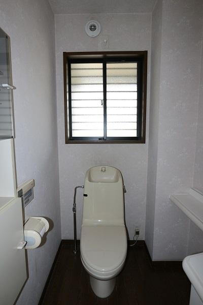 N様邸 浴室、おトイレ改修工事