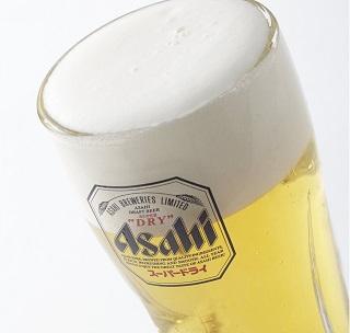 アサヒビール(グラス)