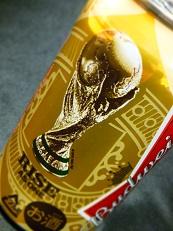 バドワイザー ワールドカップ アップ