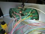 USBをPCに接続し、LEDが光るのを確認