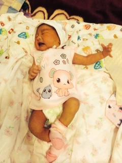 ニャマフーさんの赤ちゃん