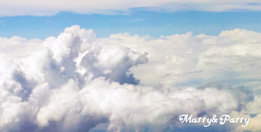 雲の中の怪獣