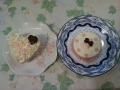 チトセの誕生日ケーキ