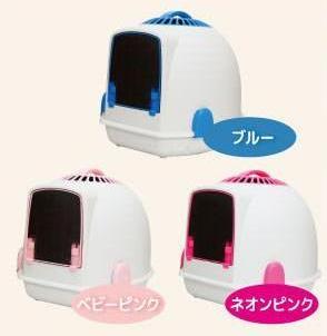 猫トイレ イグレット3色