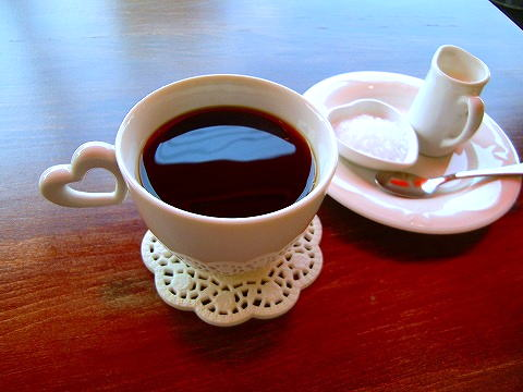 コーヒーと・・・