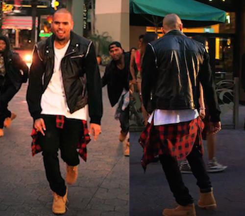 クリス・ブラウン(Chris Brown):スキングラフト×アンドロイド・オム(Skingraft x Android Homme)