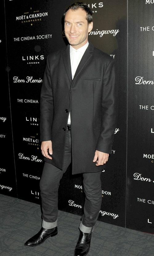 ジュード・ロウ(Jude Law):ジャーディン(Jardine)