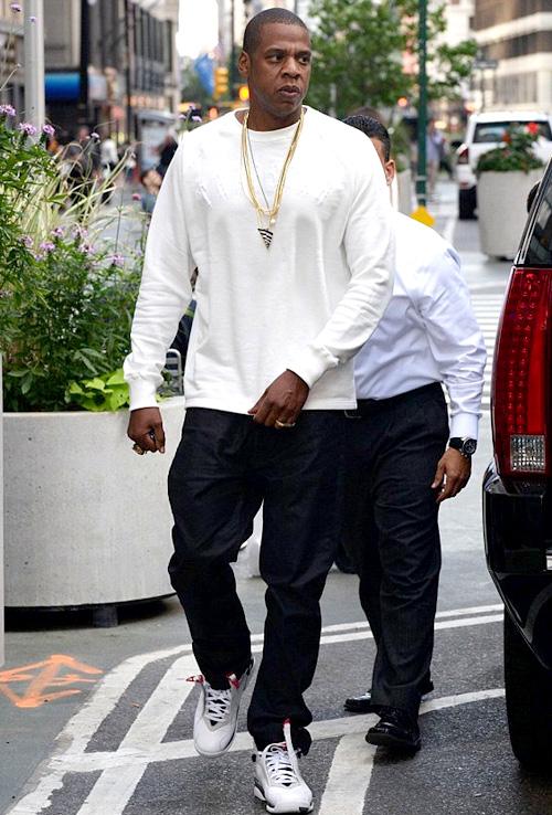 ジェイ・Z(Jay-Z):トラップスター(Trapstar)カルティエ(Cartier)