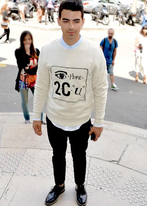 ジョー・ジョナス(Joe Jonas):カルヴェン(CARVEN)