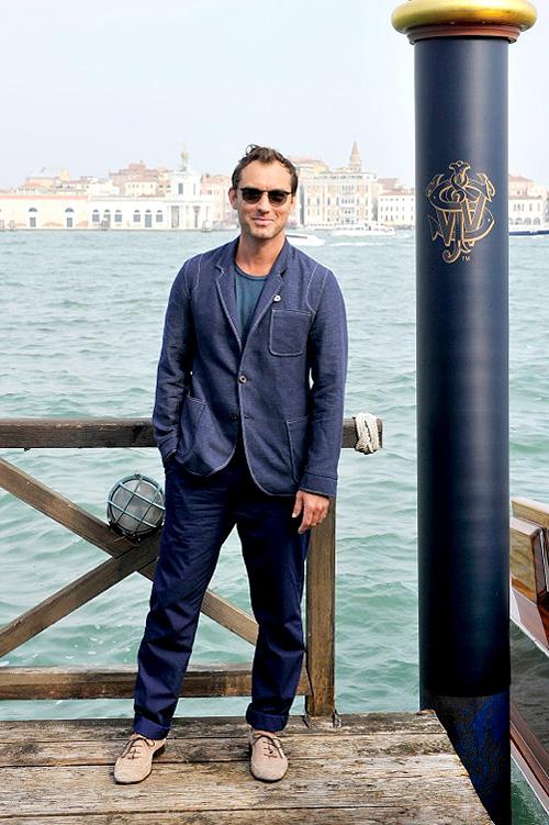 ジュード・ロウ(Jude Law):オリヴァー・スペンサー(Oliver Spencer)