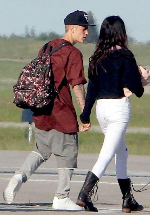 ジャスティン・ビーバー(Justin Bieber):ジバンシィ(GIVENCHY)