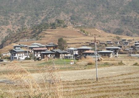 チミラカン遠景