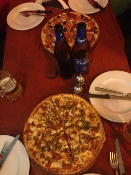 シーズンズピザ