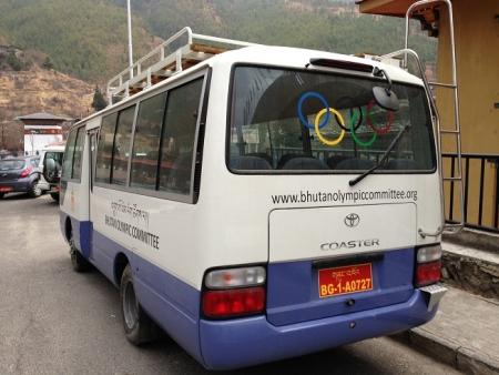 競技場バス