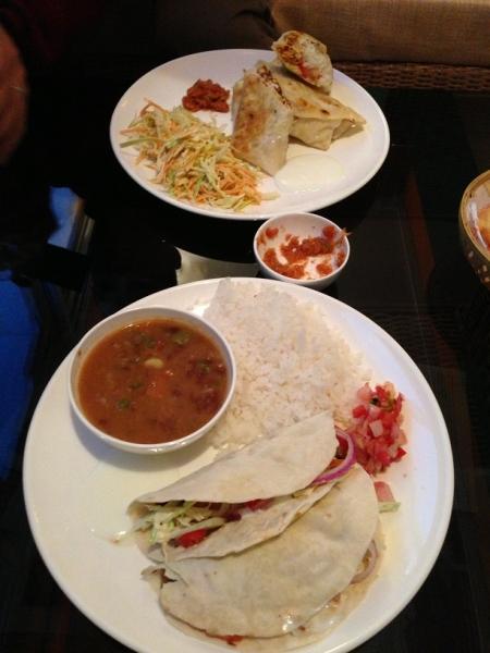 メキシコ料理屋