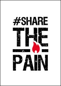 Zippo「#ShareThePainキャンペーン」