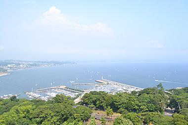 江ノ島シーキャンドル1