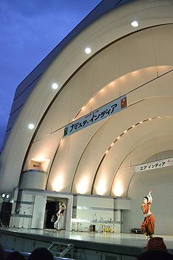 ナマステ2014ステージ