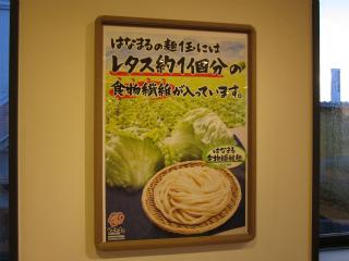 レタス 1個分の食物繊維