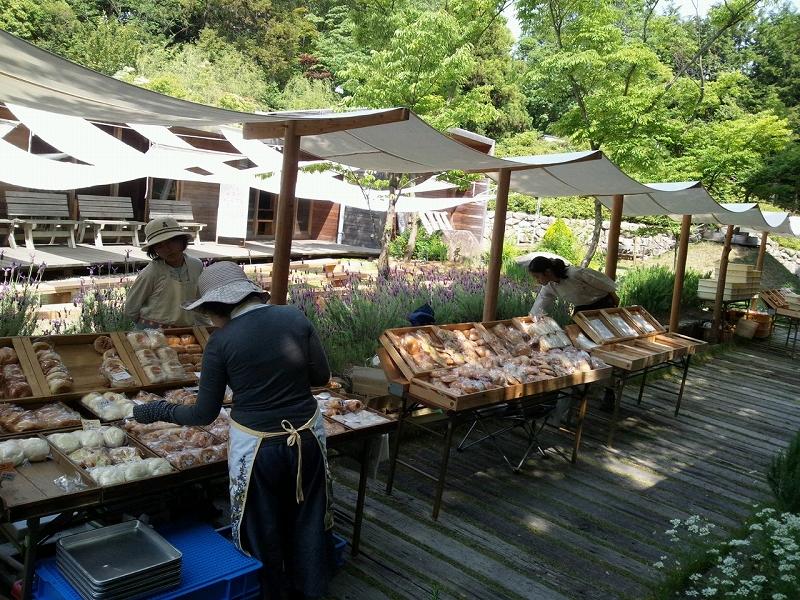 山一春のパン祭り