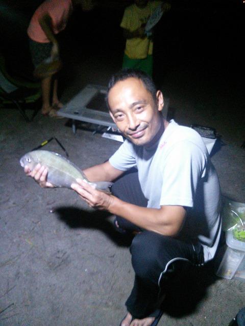 鯛釣っちゃいました