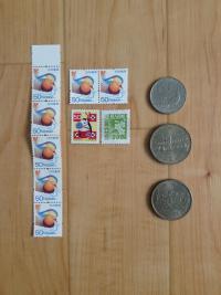 切手、古銭