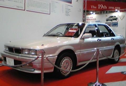 三菱ギャランVR-4