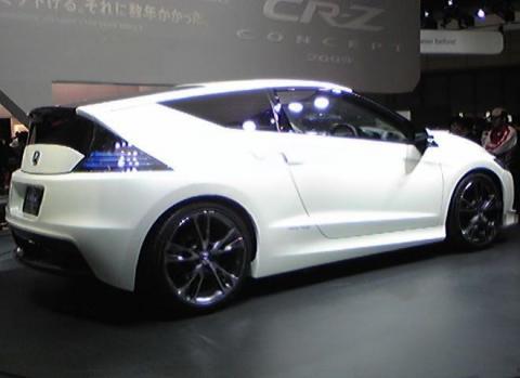 ホンダCR-Zコンセプト