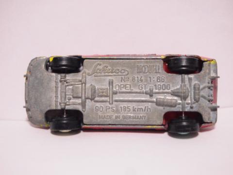 シュコー オペルGT 1900