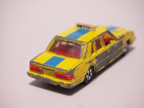 トミカ クラウンタクシー