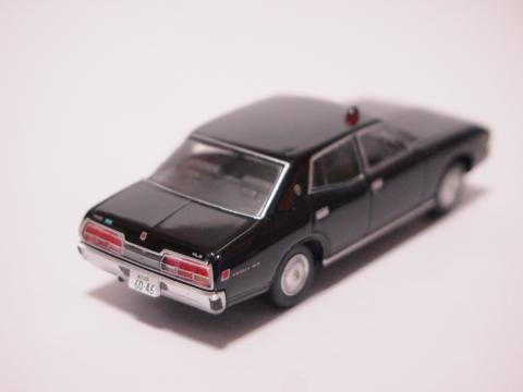 TLVN 西部警察 セドリックパトカー