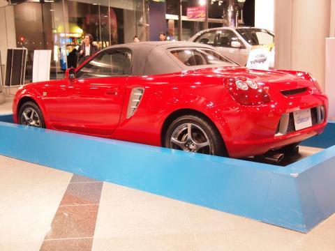 トヨタMR-S