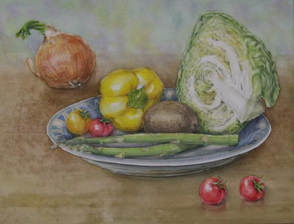 キャベツと其の他野菜