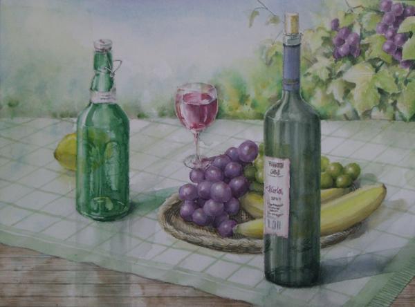 ブドウとワイン 1409