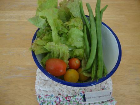 自家製野菜達